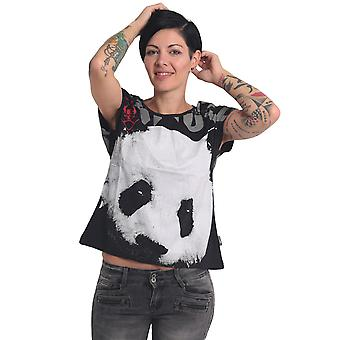 YAKUZA Women's T-Shirt Panda Box Fit