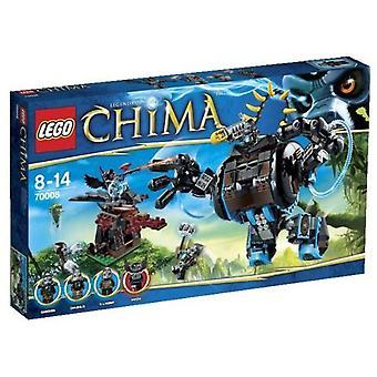 LEGO Legends of Chima Gorzan's Gorilla Striker
