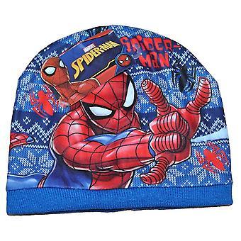 Spider-Man cap - Blå, Snestjerner