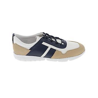 Tod's Xxm25c0cp51772vx86 Men's Multicolor Leather Sneakers