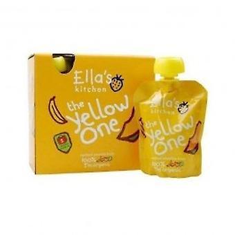 Ellas Kitchen - Smthie Frt - Yellow One mltpc 5 x 90g