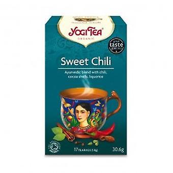 Yogi Tea - Sweet Chilli Tea 17 Bags