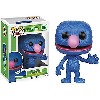 Funko Sesame Street Grover POP! Vinyylihahmo