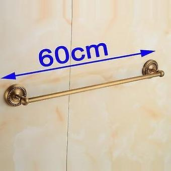 Single Towel Bar/towel Rail Holdersolid Brass Madeantique Brass Color