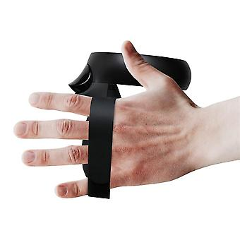Vr Touch Controller Grip Adjustable Knuckle Straps For Oculus Quest