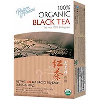 Prince Of Peace Organic Black Tea, 100 Bags