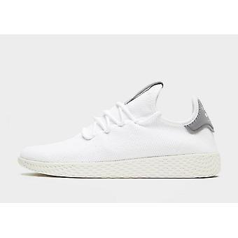 New adidas Originals Men's x Pharrell Williams Tennis Hu Trainers White