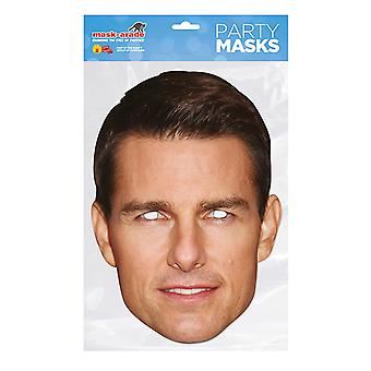 Mask-arade Tom Cruise Party Mask