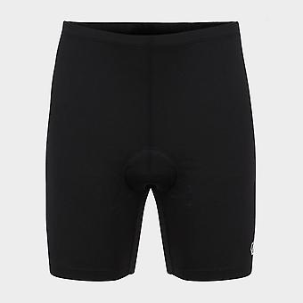 Nuevo Dare 2B Mujeres's Basic Padded Cycling Shorts Negro