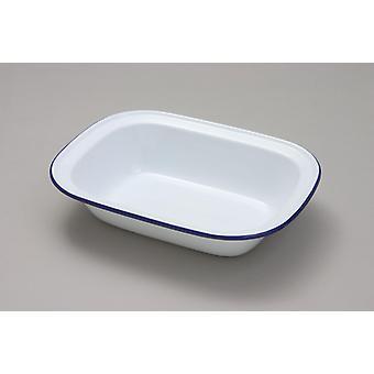 Falcon Oblong Pie Dish 18cm