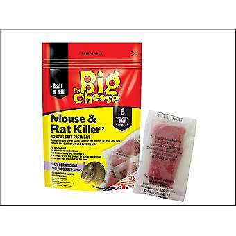 STV Mouse & Rat Killer Pasta Sachet x 6 STV222
