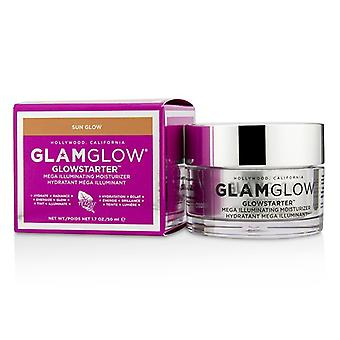 Glamglow GlowStarter Mega Illuminating Moisturizer - Sun Glow 50ml/1.7oz