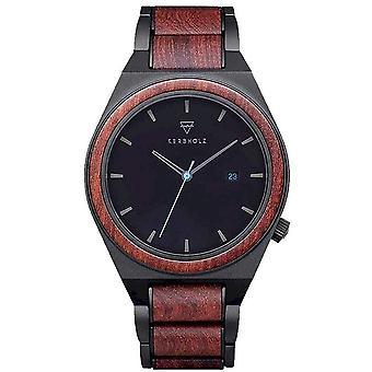 Kerbholz - Wristwatch - Unisex - 4251240414195