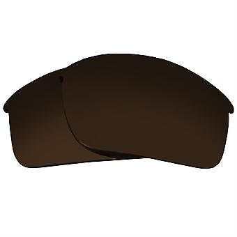 Replacement Lenses for Oakley Bottlecap Sunglasses Anti-Scratch Dark Brown