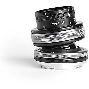 Lensbaby composer pro ii with sweet 80 optic for sony a