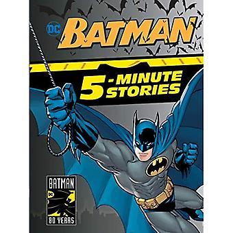 Batman 5 Minutos Histórias (DC Batman)