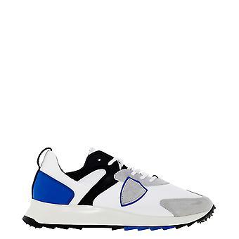 Philippe Model Rlluwb01 Men's White Nylon Sneakers