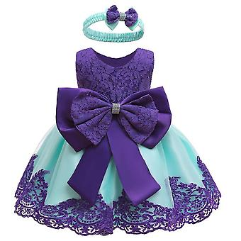 Infant Baby Wedding Party Princess Dress