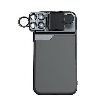 PHOLES mobiltelefon kamera linse tilfelle