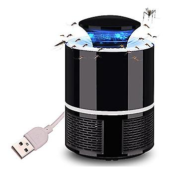 Electric Mosquito Killer With Trap Lamp, Usb Powered Uv Led Light,