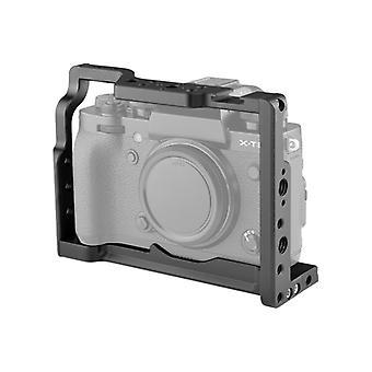 YELANGU C19 YLG0330A-B Video Camera Cage Stabilizer for Fujifilim XT2 / XT3 (Black)