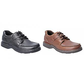 Hush Puppies Randall II Mens Leather Lace Up Shoe