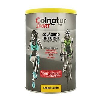 Colnatur Sport Lemon Flavor 330 g (Lemon)