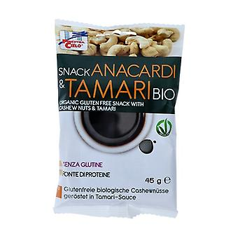 Cashew- und Tamari-Snacks None