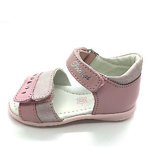 PRIMIGI Closed Heal Sandal Pink