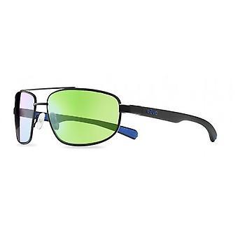 Revo Wraith RE1018 01GN Black/Green Water Sunglasses