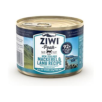 Can for Cats Mackerel and Lamb 185 g