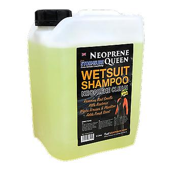 Neoprene limpo wetsuit shampoo 5L