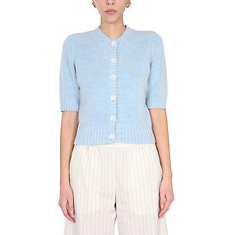 Baum Und Pferdgarten 21668c7231 Women's Light Blue Wool Cardigan