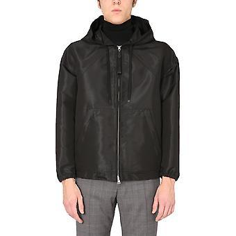 Tom Ford Bw087tfo559k09 Herren's Schwarz Polyester Outerwear Jacke