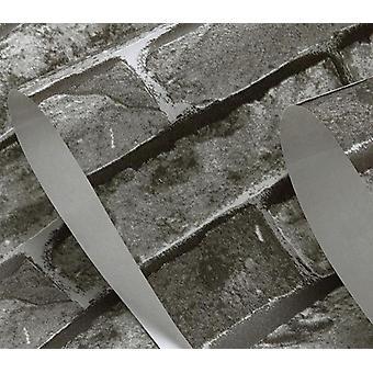 Moderni vintage kohokuvioitu 3d-tiili kuvioitu taustakuva