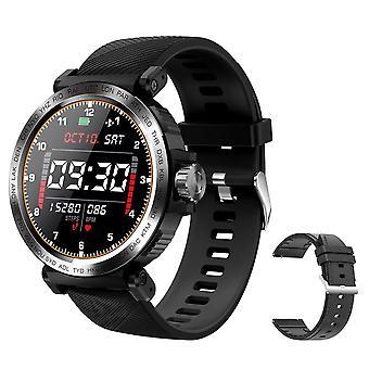 sport ip68 vanntett smart klokke, skjerm touch klokke