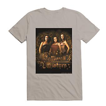 Charmed Halliwell Sisters t-paita