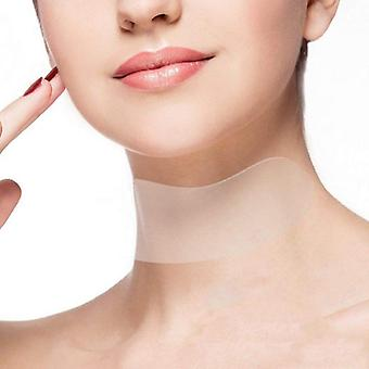 Medical Grade Silicone Eliminate Neck Wrinkle Fine Lines Pad Breast Lifting