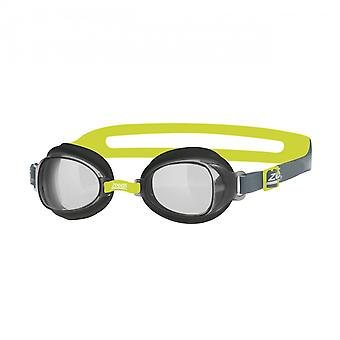 Zoggs Otter Adult Swim Goggle - Smoke Lens - Black Frame