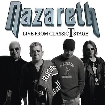 Nazareth - Live From The Classic T Stage [Vinyl] USA import