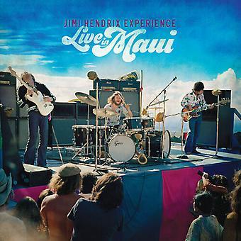 Hendrix,Jimi - Live In Maui [Vinyl] USA import