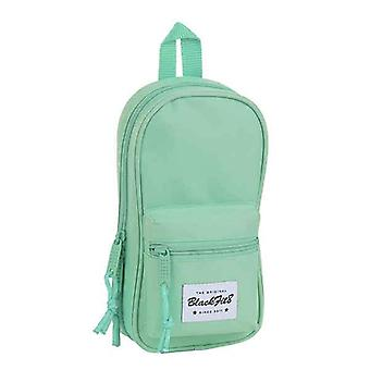 Backpack pencil case blackfit8 turquoise