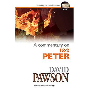 A Commentary on 1 & 2 Peter by David Pawson - 9781909886797 Book