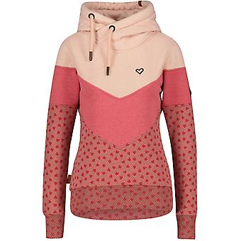 Alife & Kickin Women's Hooded Sweater Stella