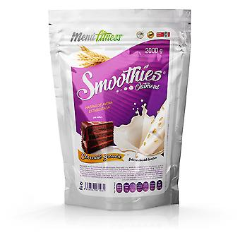 Menú Fitness Avena Smoothie Chocolate Brownie 1 kg