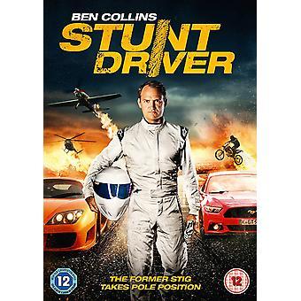 Ben Collins: Stunt Driver DVD