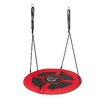 Pesäkeinu 80 cm pyöreä - punainen