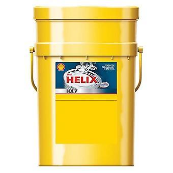 Shell 550040626  Helix Hx7 Af 5W 30 20Ltr Professional Passenger Car Motor Oil