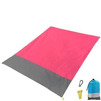 Portable outdoor picnic mat beach mat waterproof camping  blanket yspm-113