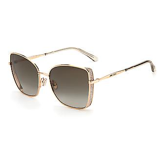Jimmy Choo ALEXIS/S DDB/HA Gold Copper/Brown Gradient